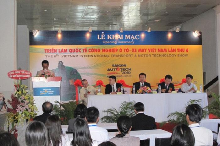 Saigon Autotech 2010