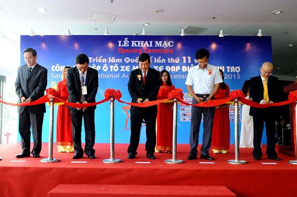 Saigon Autotech 2015